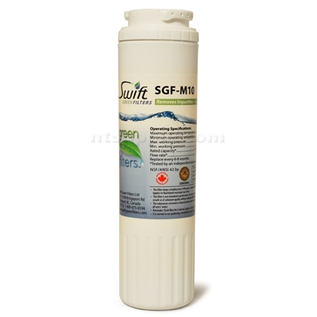 Swift Green Replacement for UKF8001 Refrigerator Filter