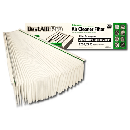 BestAirPro Replacement for Aprilaire # 201 Filter