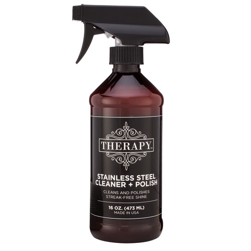 Therapy All Natural Stainless Steel Cleaner