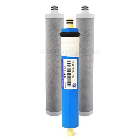 Filter Set With Membrane for Culligan Reverse Osmosis Systems