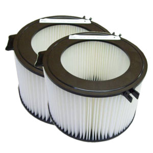 VW96154P micronAir Particle Cabin Air Filter, 2-Pack