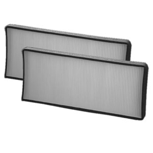 VW97125C micronAir Carbon Cabin Air Filter, 2-Pack