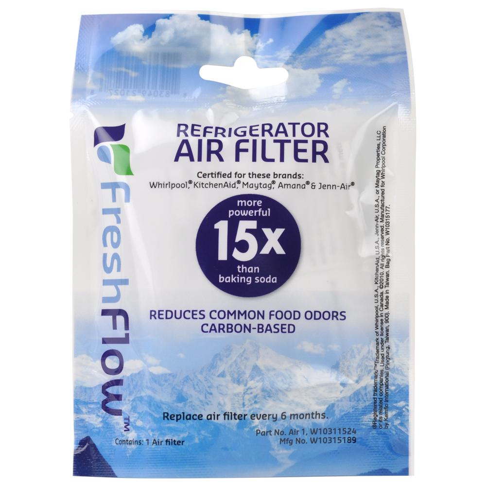 Whirlpool Freshflow Replacement Air Filter Cartridge, 2-Pack