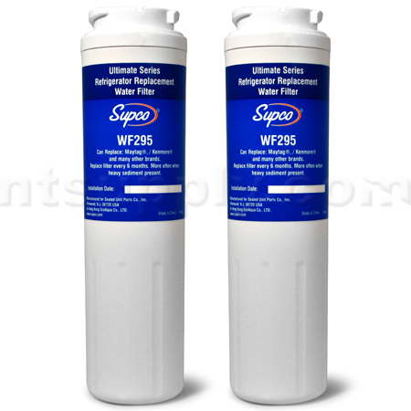 Supco Replacement for UKF8001 Refrigerator Filter, 2-Pack