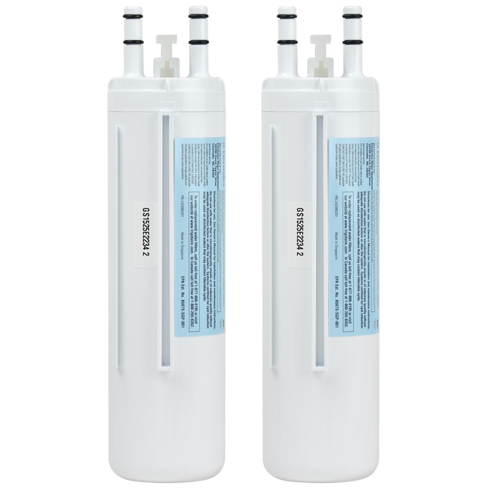 Frigidaire PureSource3 Refrigerator Water Filter (WF3CB), 3-Pack