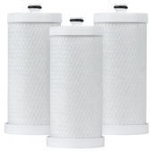 EcoAqua replacement refrigerator filter for model: WFCB-EFF