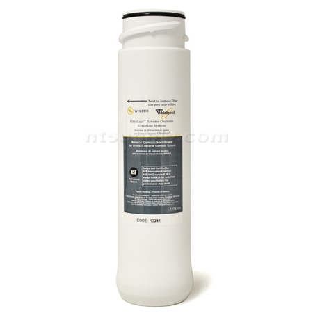 WHIRLPOOL  WHEERM  R.O. Membrane for WHER25 and Kenmore UltraFilter 450 R.O. Systems