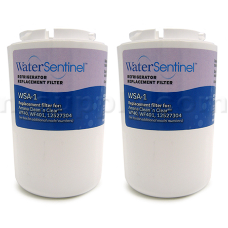WaterSentinel Replacement for Maytag Clean 'n Clear Filter (WSA-1), 2-Pack
