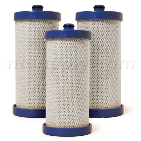 WaterSentinel WSF-2 Replacement for Frigidaire Filter (RC200/WFCB, RG100/WF1CB), 3-Pack