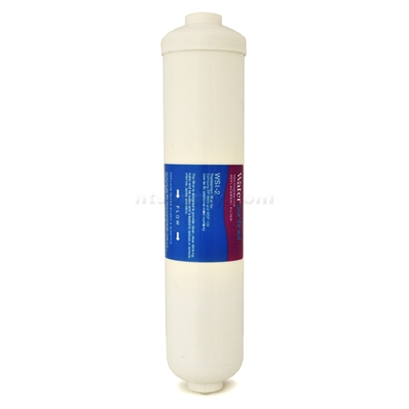 Water Sentinel 2-1/2 X 12 Carbon In-Line Refrigerator Filter