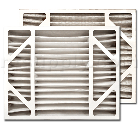 "Lennox Model X1152 Replacement Filter - 20"" x 25"" x 5"" (2-Pack)"