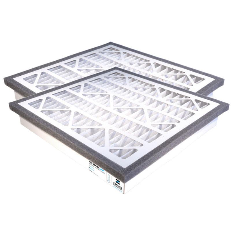 Zephyr Filtration 14x20x3 MERV 11 Return Air Grille Filter, 2-Pack