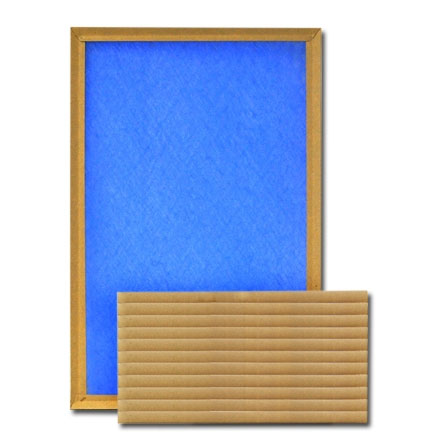 15x30-5/8x1 Fiberglass Air Filter