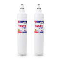 ClearChoice Taste Plus Replacement for LG 5231JA2006A Filter, 2-Pack