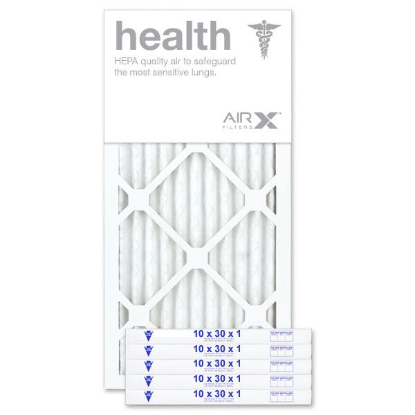 10x30x1 AIRx HEALTH Air Filter - MERV 13