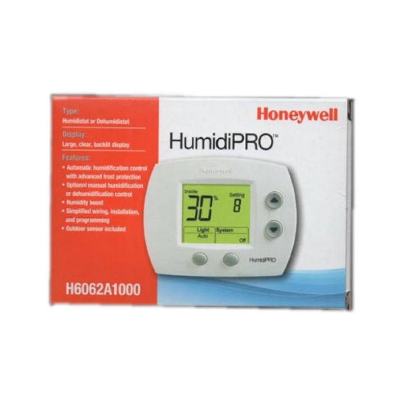 honeywell pro 1000 thermostat manual